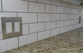 White Subway Tile Backsplash Ideas by White Subway Tile Kitchen With Kitchens White Kitchen Cabinets