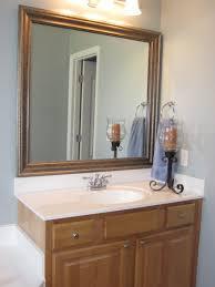 magnificent 90 bathroom mirror trim ideas design inspiration of