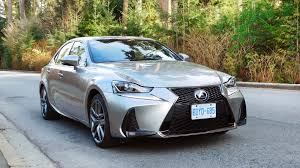 lexus vancouver used cars 2017 lexus is 350 awd f sport test drive review
