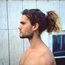 Trimmed Hairstyles For Men by Ponytail Haircuts Best 40 Ponytail Hairstyles For Boys And Men