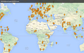 Map Of Kenya Africa by Some World Intellectual Property Day 2015 Posters From Africa Ip