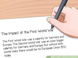Basics on how to create a good outline  Sample Literary Research Paper