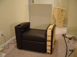 Buddy Home Furniture My Diy Home Theater Chairs Avs Forum Home Theater Discussions