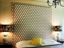 upholstered headboard with nail head trim hgtv