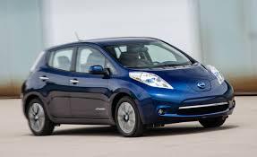 nissan leaf used car 2016 nissan leaf 30kwh instrumented test u2013 review u2013 car and driver