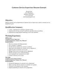 how to write a good resume summary joyous resume summary examples for customer service 10 sample glamorous resume summary examples for customer service 5