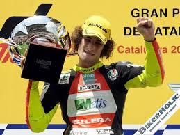 Marco Simoncelli Player Honda Moto GP