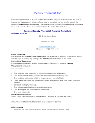 Cosmetology Resume Sample laser technician cover letter