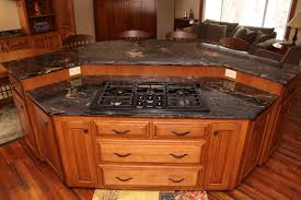 Cooking Islands For Kitchens 28 Stove In Kitchen Island Custom Kitchen Islands Kitchen
