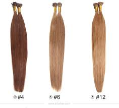 Itip Hair Extensions Wholesale by Indian Straight I Tip Human Virgin Extensions Hair Remy Real Hair