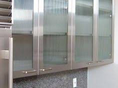 Steel Kitchen Cabinet Doors With Stainless Steel Kitchen Cabinets - Kitchen cabinet with glass doors
