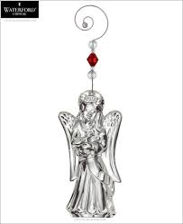 2013 waterford annual angel christmas ornament