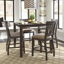 Loon Peak Rainier Counter Height Dining Table  Reviews Wayfair - Counter height kitchen table