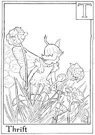 flower fairies coloring pages fairies coloring page preschool