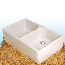 Colonial French Farmhouse Double Sink The Sink Warehouse - French kitchen sinks