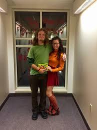 Maverick Goose Halloween Costumes Couple Halloween Costume Shaggy Velma Scoobydoo