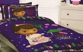 Doc Mcstuffins Home Decor A Doc Mcstuffins Bedroom Kids Bedding Dreams