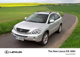 lexus rx400h crossover the lexus rx 400h lexus uk media site