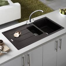 Sinks And Faucets  Revere Sinks Quartz Kitchen Sinks Pros And - Granite kitchen sinks pros and cons