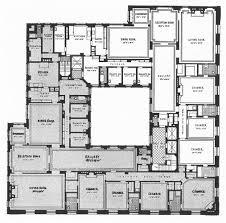 Park Avenue Apartment Floor Plan Of Huguette Clark U0027s New York Apartment Architectural