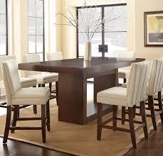 Brayden Studio Antonio Counter Height Dining Table  Reviews Wayfair - Counter height kitchen table