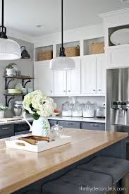 Pic Of Kitchen Cabinets by Best 10 Cabinets To Ceiling Ideas On Pinterest White Shaker