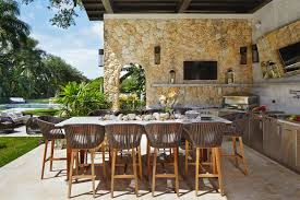 gourmet outdoor kitchen kitchen decor design ideas