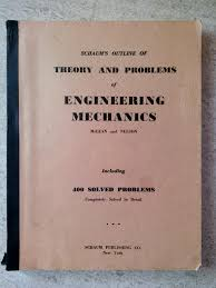 theory and problems of engineering mechanics by mclean and nelson