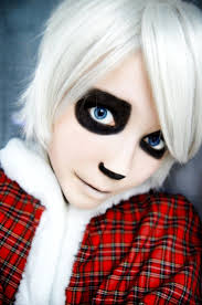 10 best cute makeup images on pinterest panda makeup halloween