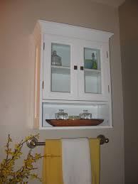 crystal grey bathroom corner wall mounted glass storage cabinet