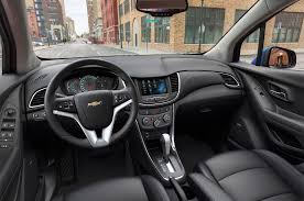 2017 chevrolet trax reviews and rating motor trend