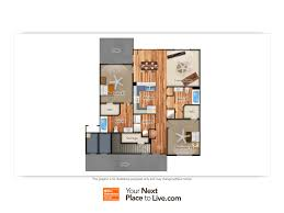 Nia Floor Plan by The Enclave At Winston Salem Affordable Apartments In Winston