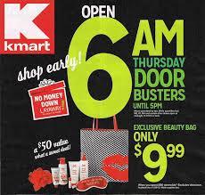 Thursday Thanksgiving Sales Kmart Thanksgiving Black Friday Ad And Thanksgiving Sale Black