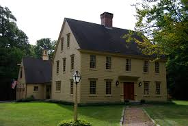 New Home Design Questionnaire The Colonial Colonial Exterior Trim And Siding The