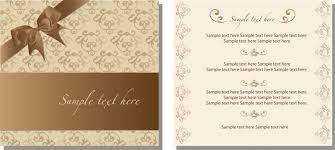 Invitation Card Designer Invitation Card Design A4 A3 Designer World