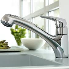 Grohe Concetto Kitchen Faucet by Eurodisc Single Handle Pull Out Kitchen Faucet Touch On Kitchen
