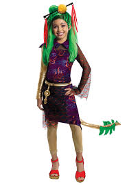 Cute Monster Halloween Costume by Monster High Costumes U0026 Accesories Halloweencostumes Com