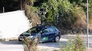 Google Maps Greece by Google Maps Car In Kosmira Ioannina Epirus Greece Youtube