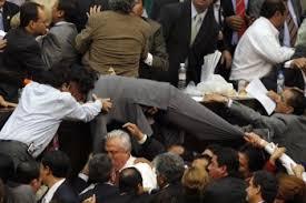 Palacio Legislativo - Toma Posesión