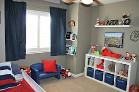Boys Rooms Bedroom Grey And White Stripes Color Of Bedcover Also Pillows And