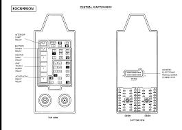 28 2001 ford excursion v10 manual fuse 119793 cracking open