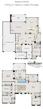 kingston at del sur floor plans new homes in san diego