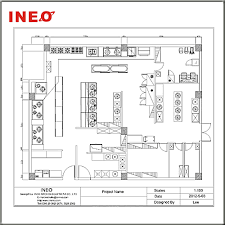 Chinese Restaurant Kitchen Design by Ineo Kitchen Equipment Design Ineo Kitchen Equipment Design