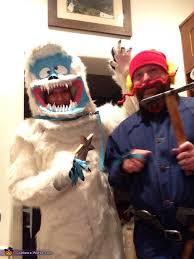 Maverick Goose Halloween Costumes Yukon Cornelius Abominable Snowman Costume Yukon