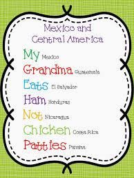 South America Map And Capitals by Creatively Teaching Spanish Speaking Countries And Capitals