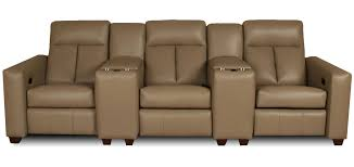 luxury home theater luxury leather home theater leather creations furniture