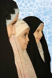حجاب دختران