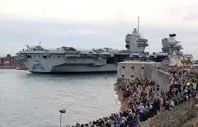 Home Of Queen Elizabeth Hms Queen Elizabeth Royal Navy