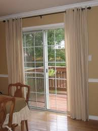 nice window treatments for patio doors inspiration home designs