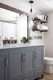 Lighthouse Bathroom Decor by 25 Best White Bathroom Cabinets Ideas On Pinterest Master Bath